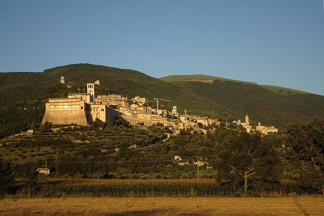 assisi autor Michele - Creative Commons