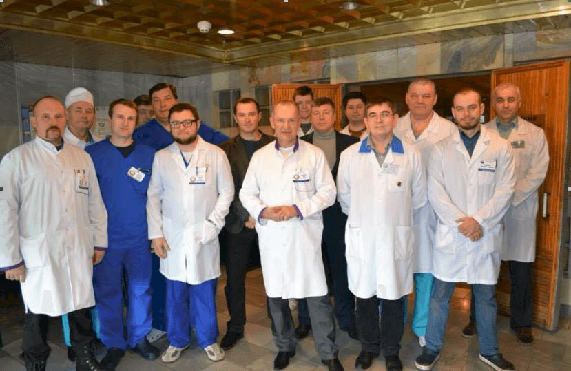 lekari ukrajina