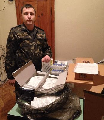 leky ukrajina