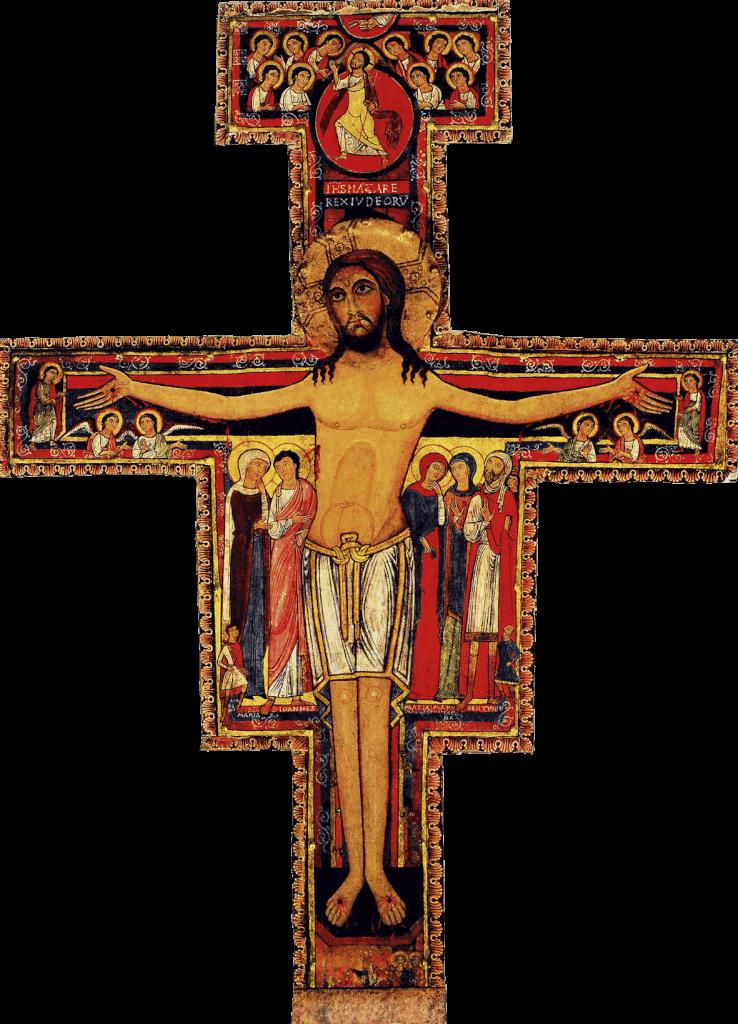 Kříž ze San Damiana