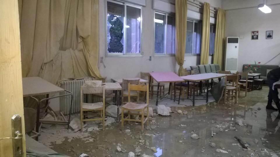 Kolej Terre Sainte v Aleppu